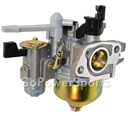 196cc 6.5 Hp & 163cc 5.5 Hp Carburetor w/ Choke Lever for Go Kart Mini Chopper Generator