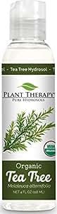 Plant Theraoy Tea Tree (Melaleuca) Organic Hydrosol 4 oz By-Product of Essential Oils