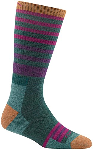 Darn Tough Gatewood Boot Sock - Women's Green Small