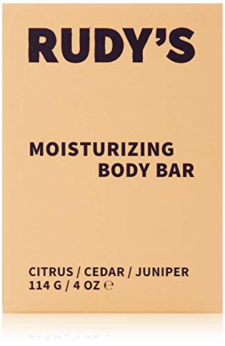Rudy's Moisturizing Body Bars, 4 ()