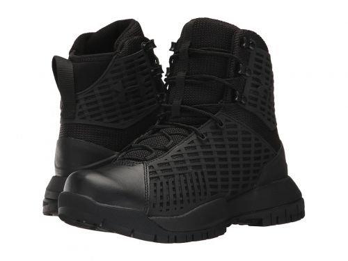 学者肥沃なモーションUnder Armour(アンダーアーマー) レディース 女性用 シューズ 靴 ブーツ 安全靴 ワークブーツ UA Stryker - Black/Black/Black 11 B - Medium [並行輸入品]