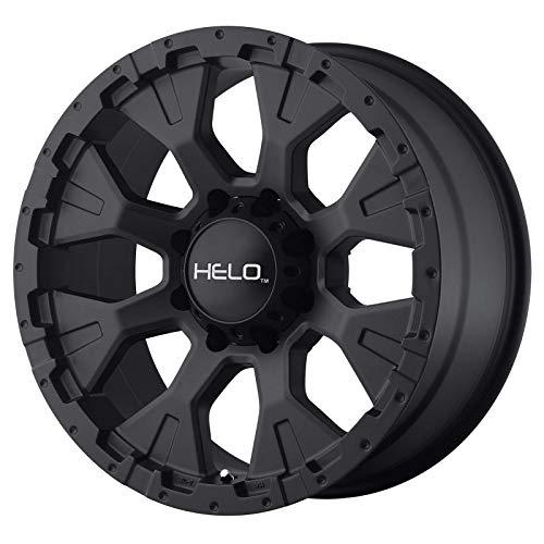 Helo HE878 Wheel with Satin Black Finish (20x9'/6x5.5')