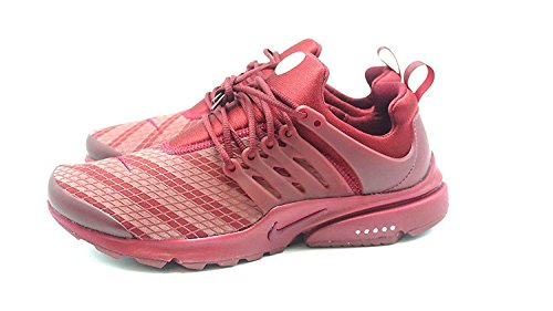 Nike Air Presto Lage Utility Heren Loopschoenen Team Rood / Wit