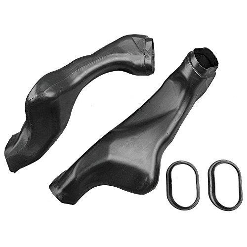 GZYF Motorcycle Ram Air Intake Tube Duct Induct for 2005 2006 GSXR1000 K5: