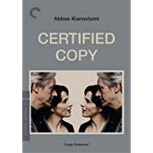 Certified Copy (Criterion Collection) (2010)