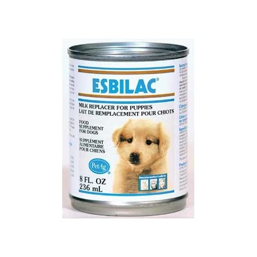Durable Modeling Esbilac Puppy Milk Replacer Liquid Set Of 2 Size