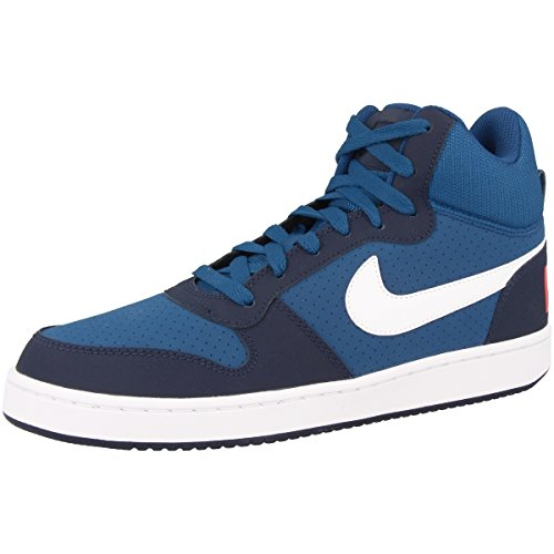 Mid Court para Baloncesto de Obsidian Gym Hombre Red Borough NIKE Zapatillas Solar Blue White aExBwfqf