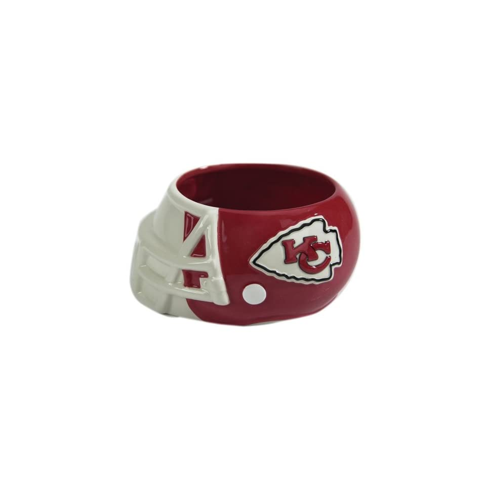 BSS   Kansas City Chiefs NFL Ceramic Soup or Cereal Bowl
