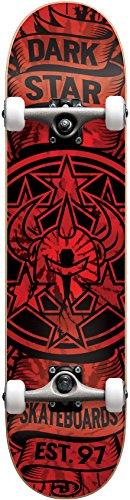 mplete Skateboard,Red,31.3