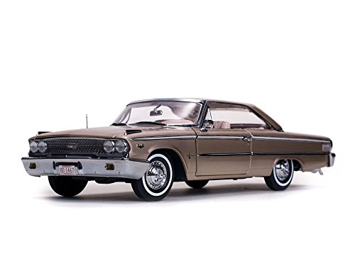1963 ford galaxie diecast - 8