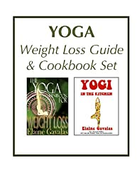 YOGA WEIGHT LOSS GUIDE & COOKBOOK SET (THE YOGA MINIBOOK SERIES)