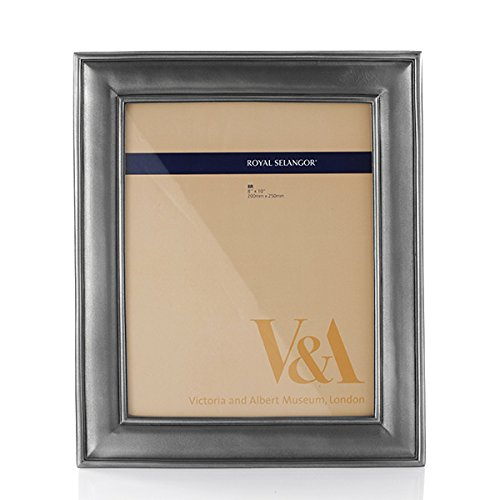 Royal Selangor Hand Finished The Inspired Collection Pewter English Photo Frame (8R) by Royal Selangor