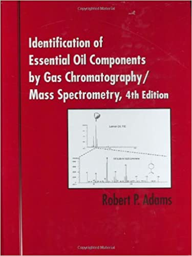 Amazon Dr 9781932633214 Chromatography 4th P Spectrometry Gas Components Edition Robert Books By Adams Identification Essential com Of Oil mass