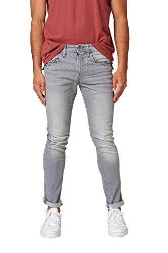 923 Edc Grigio Light grey Uomo By Jeans Wash Esprit Skinny aPPSwqH6