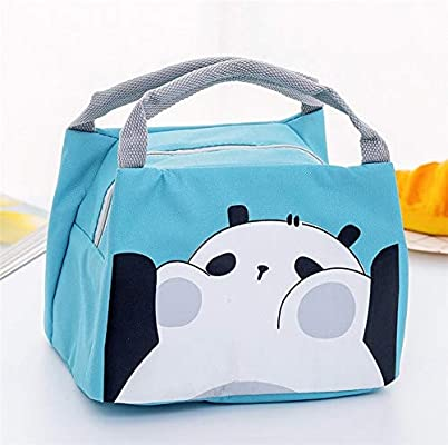 Portable Insulated Lunch Bag Box Women Ladies Girls Kids Picnic Tote Thermal New