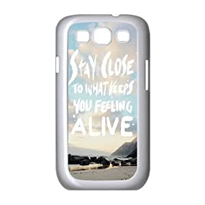 Custom Colorful Case for Samsung Galaxy S3 I9300, Stay Close Cover Case - HL-R681135 Kimberly Kurzendoerfer