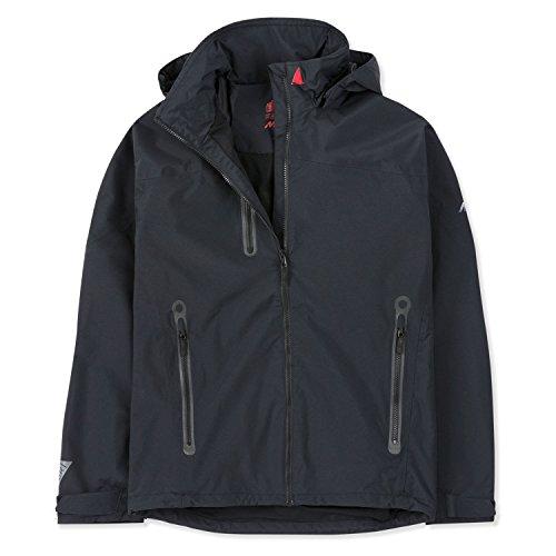 Musto BR1 Men's Sardinia Inshore Waterproof, Windproof, and Breathable Sailing Jacket Black LG ()