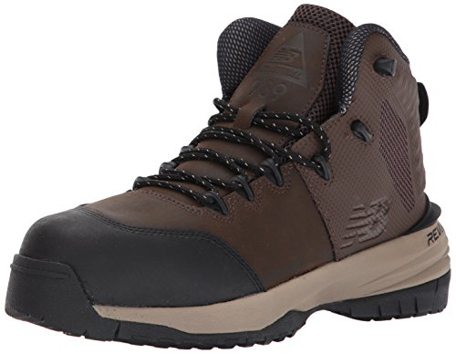 New Balance Men's 989V1 Work Training Shoe, Brown, 12 4E US