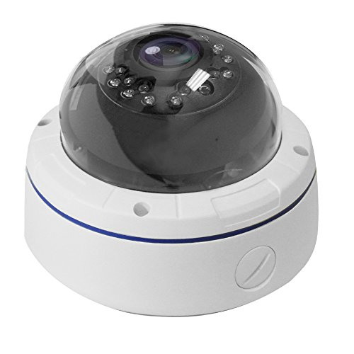 Gawker G1083PDIR Sony 2.2MP Sensor Dome CCTV Security camera, 1080P HD-TVI/AHD/CVI and CVBS(default) video out switchable, True day&night, IP66 Vandal proof, 2.8-12mm lens, IR Smart, DC12V/AC24V.