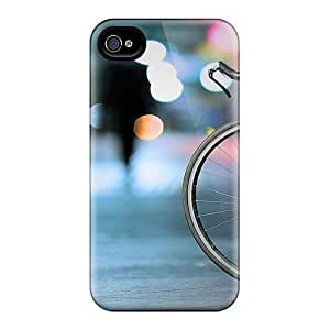 CchuYTt5757DnAJf Street Bicycle Awesome High Quality Iphone 4/4s Case Skin