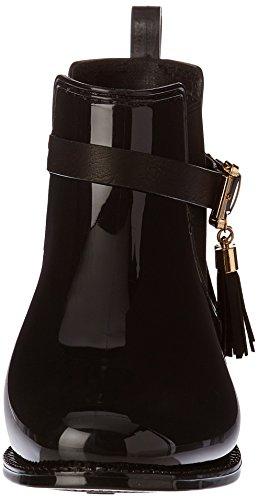 BE ONLY Cristina - Botas de lluvia Mujer Noir (Noir)