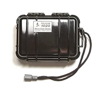 Pelican 1020 Micro Case (Black) 0
