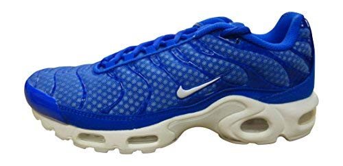 f45f0274013 Nike air max Plus TXT TN Tuned Mens Trainers 647315 Sneakers Shoes (US 7,  Racer Blue White 411)