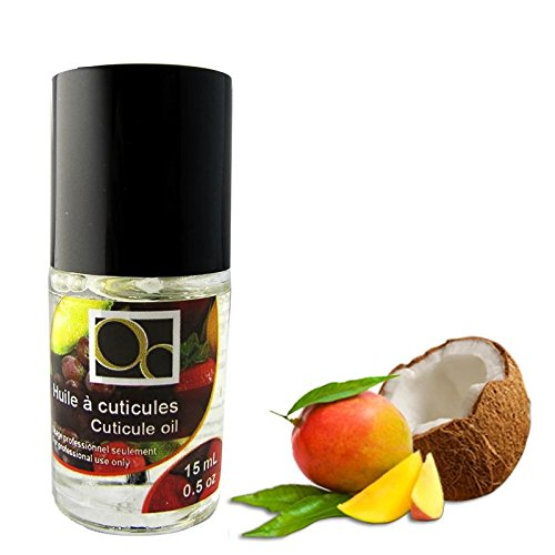 Coco/Mango Cuticle oil 15mL Ongles d'Or