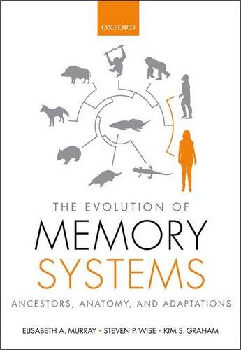 The Evolution of Memory Systems: Ancestors, Anatomy, and Adaptations (Oxford Psychology Series) by Oxford University Press