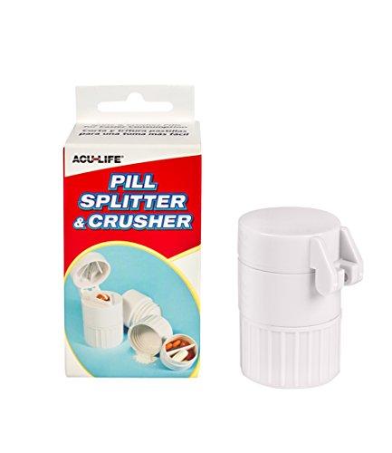 Acu-Life Pill Pal Combo Splitter and (Acu Life Pill Splitter)