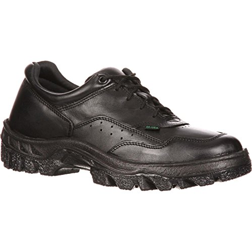 - Rocky Duty Men's TMC Athletic Oxford,Black,13 M