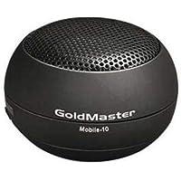 Goldmaster Mobile-10 Mini Hoparlör Siyah