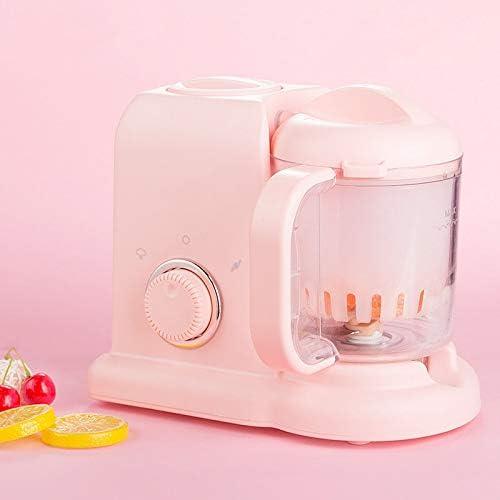 Cpippo Robot de Cocina,Corte Inteligente de Potencia Cortador de Verduras Portátil,Procesador de Alimentos Bebe,Máquina para Hacer Puré Smoothie Sopa y Zumo,9.5L,20cm×23cm(Rosa): Amazon.es: Deportes y aire libre