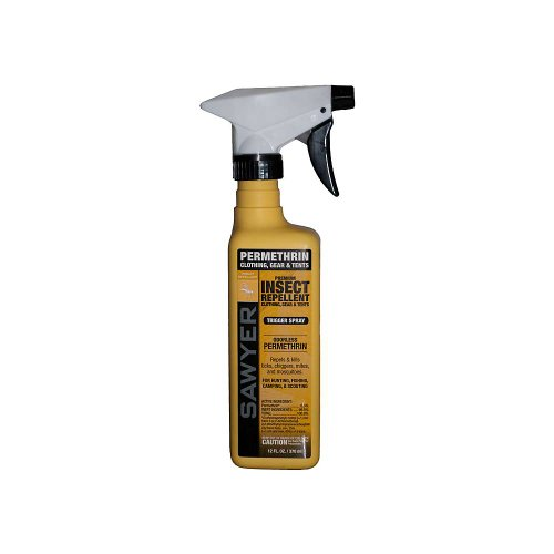 Sawyer Permethrin Clothing and Fabric Insect Repellent Trigger Spray by Sawyer