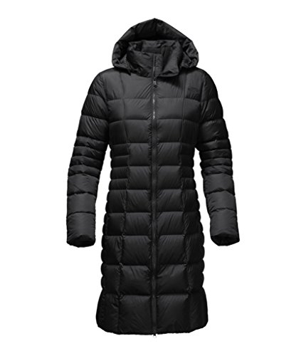 North Face Women's Metropolis Parka II, Tnf Black, SM