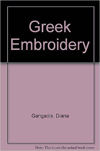 Read Greek Embroidery PDF