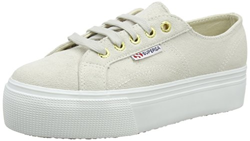Suew N20 Superga Femme Multicolour White 2790 Baskets Cream ZwCPA