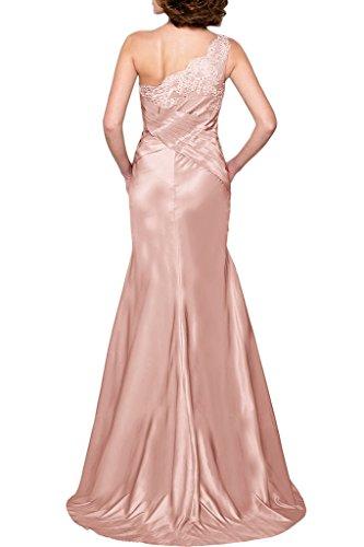 Braut Abendkleider Wassermelon La Rosa Bodenlang Spitze Traeger Etuikleider Marie Brautmutterkleider Promkleider Ein 5xPn86Ox
