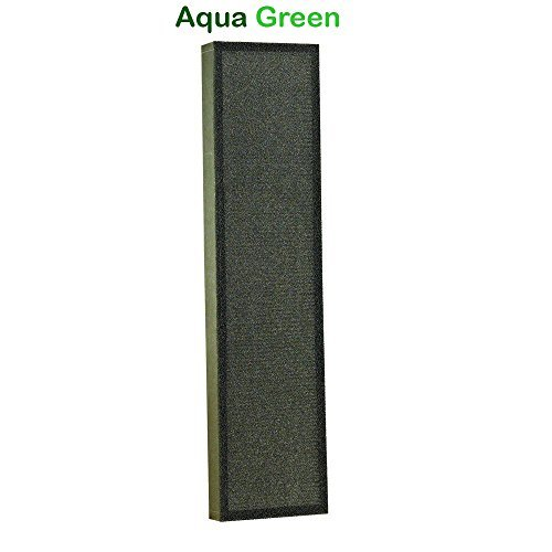 Aqua Green True HEPA Replacement Filter Compatible for GermGuardian FLT5000/FLT5111 AC5000 Series, Filter C