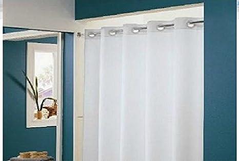 Tende Da Doccia Design : Bianco impermeabile umidità per tenda da doccia tenda doccia