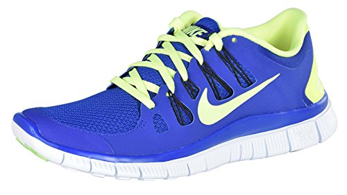 release date: 07057 9067b Nike Free 5.0+ Mens Running Shoes 579959-470 Hyper Blue 12 M ...