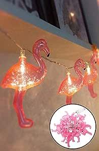 10'lu Led Flamingo Işık Zinciri 1,5 Metre