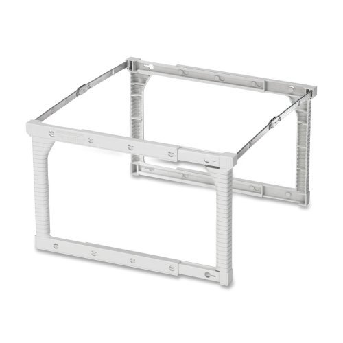 Wholesale CASE of 10 - Esselte Pendaflex Folder Frames-Folder Frames, Fits Drawers 24''-27'', 4/BX, Gray