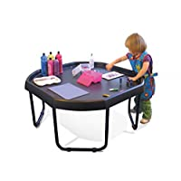 Tuff Tray - Childrens Play Tray - Octagonal Tray with Stand
