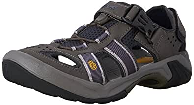 Teva Men's Omnium Closed Toe Sandal,Ombre Blue,7 M US