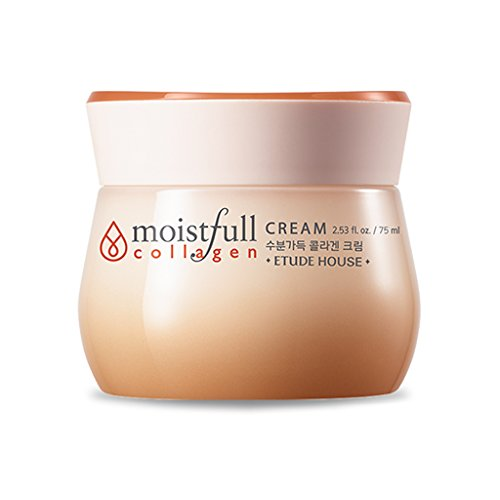 Etude House Moistfull Collagen Cream, 2.53 Fl Oz by Etude House