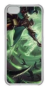 iPhone 5C Case, iPhone 5C Cases - Anti-Scratch Crystal Clear Hard Back Case for iPhone 5C Game 3 Shock-Absorption Hard Back Bumper Case for iPhone 5CKimberly Kurzendoerfer