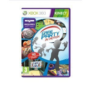 Game Party in Motion Games Puzzles Xbox 360