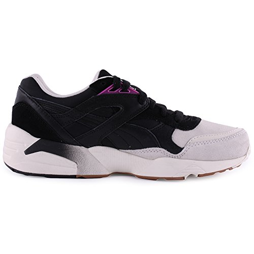 Unique 01 Taille Puma Multicolore Baskets R698 black 358069 Noir Trinomic Femme 001 W71Bqwn81