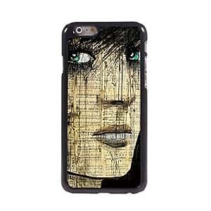 Girl Design Aluminum Hard Case for iPhone 6